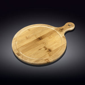 SERVING BOARD WITH HANDLE 9.75inch X 7inch - 25  X 17.5 CM
