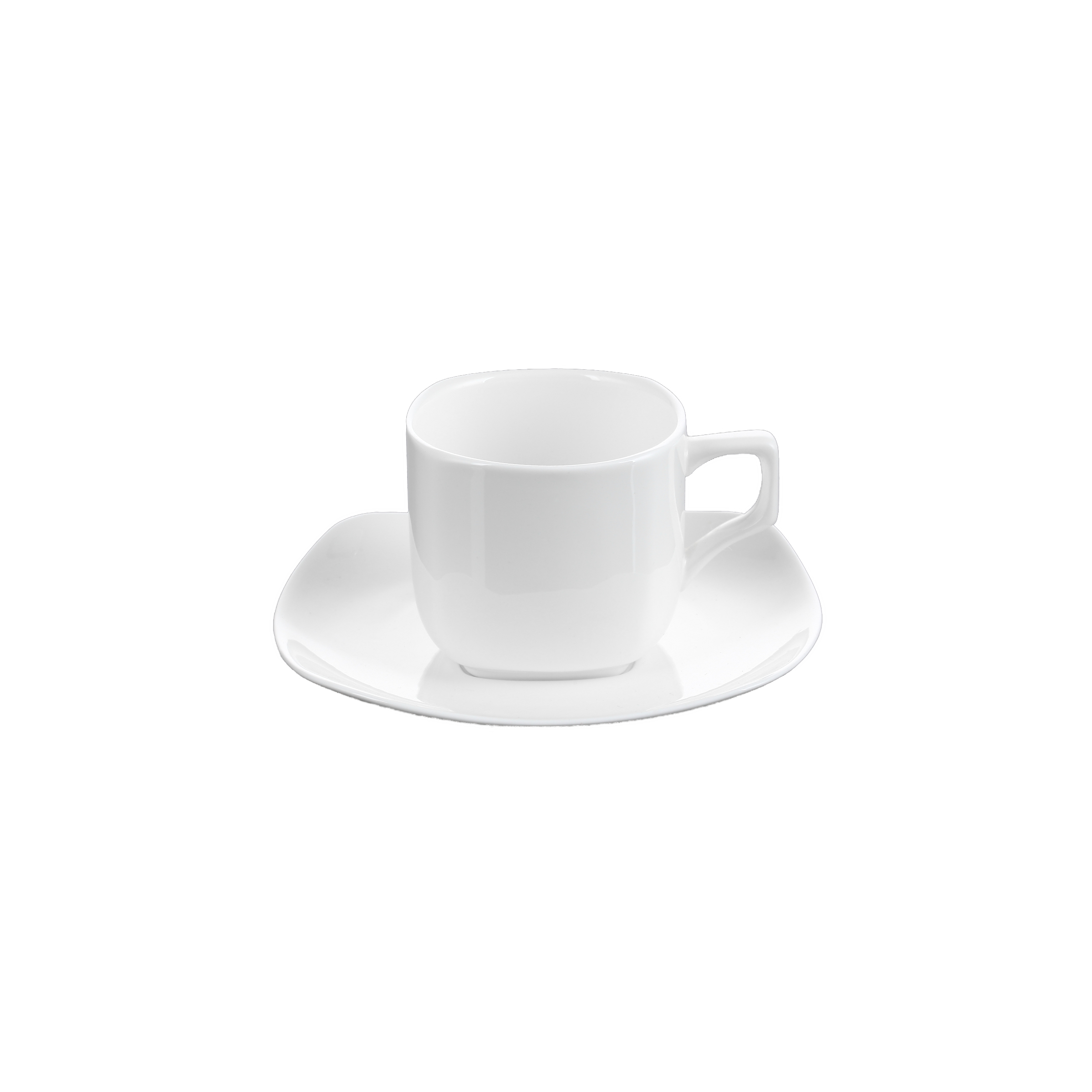 3 OZ | 90 ML COFFEE CUP & SAUCER 