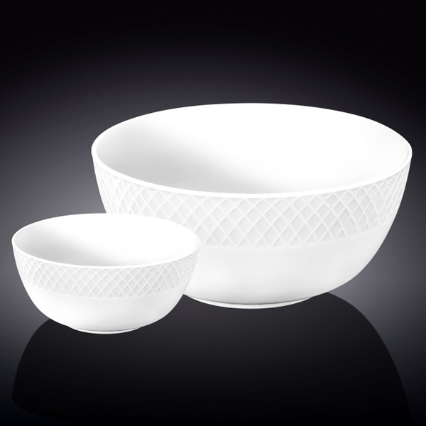 7 pcs Bowl Set:Bowl 5inch | 12 cm6 pcsBowl 8inch | 20