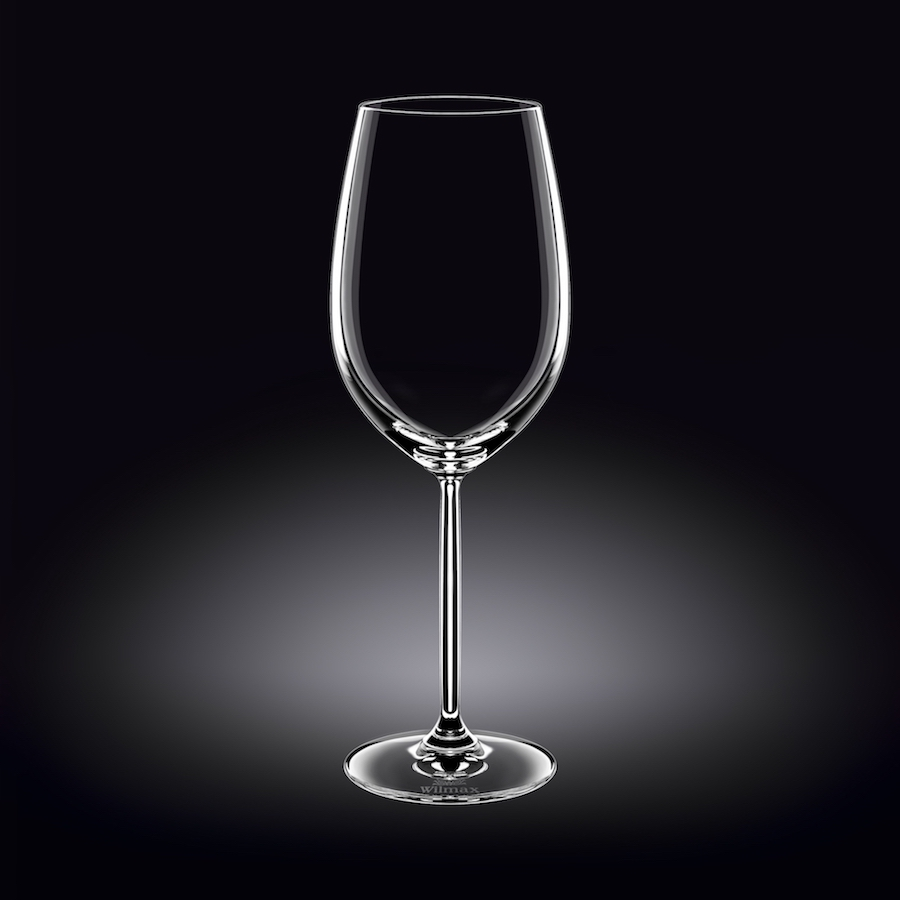 wine glass 20 oz  600 ml set of 2 in colour box