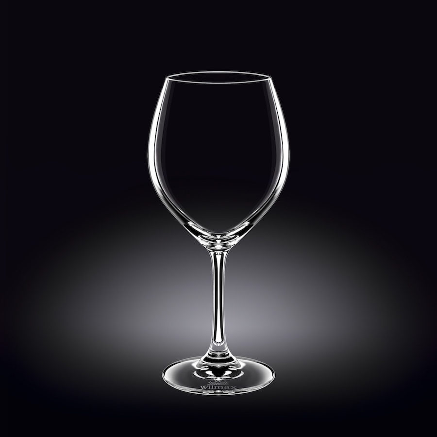 wine glass 21 oz  620 ml set of 6 in plain box