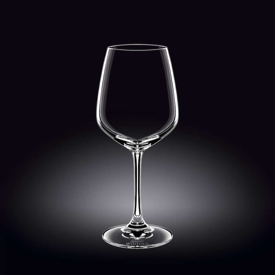 wine glass 17 oz  510 ml set of 6 in plain box