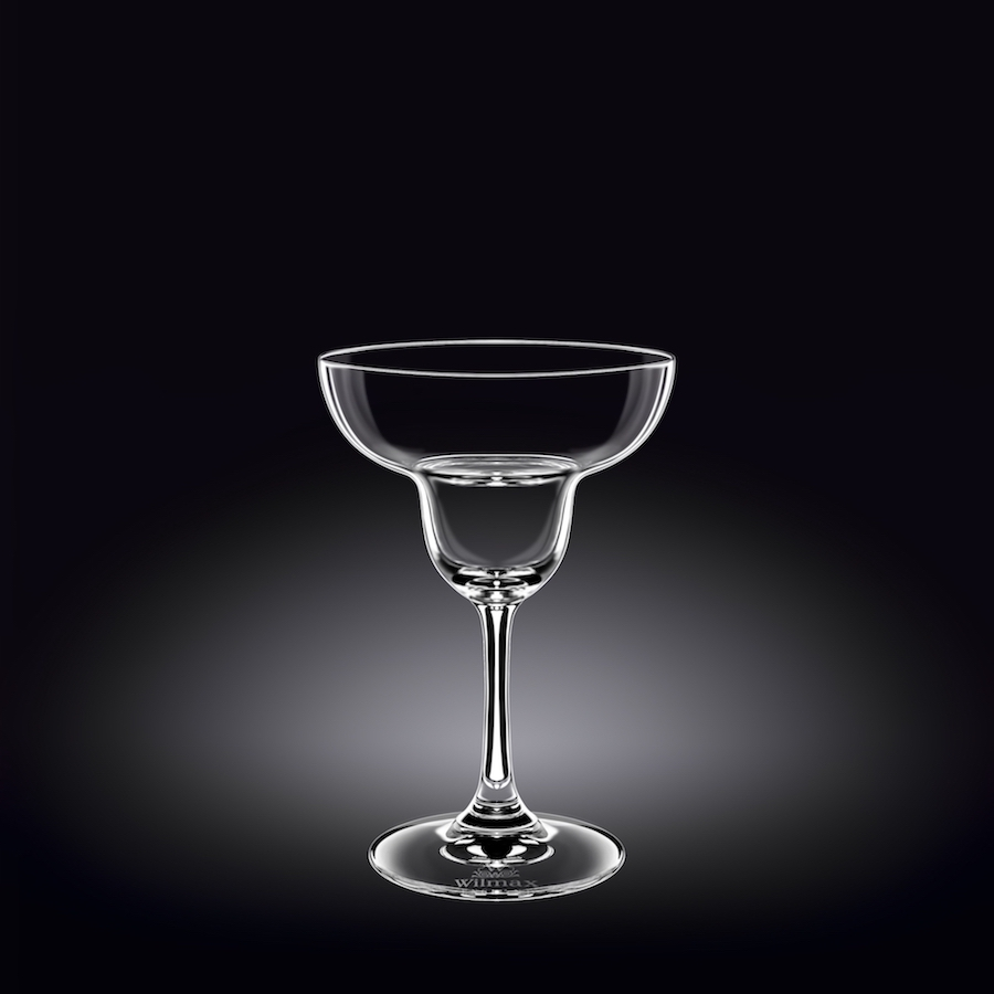 margarita glass 9.5 oz  280 ml set of 6 in plain box