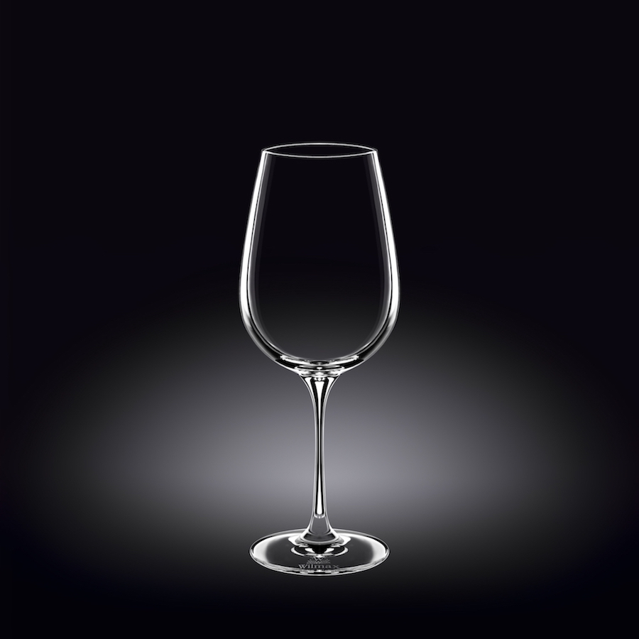 wine glass 20 oz  580 ml set of 2 in color box