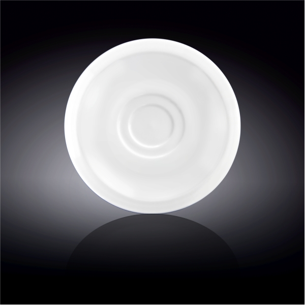 multi-use saucer 5.5inch  14 cm