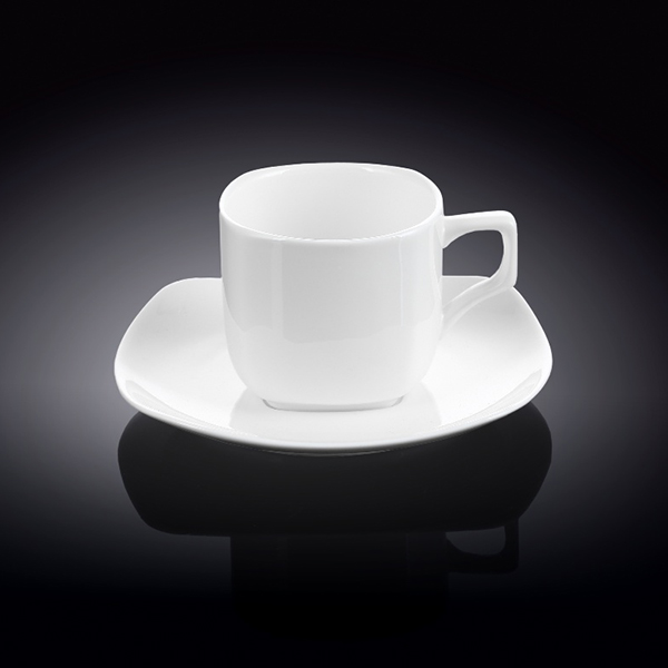 7 fl oz  200 ml tea cup and saucer