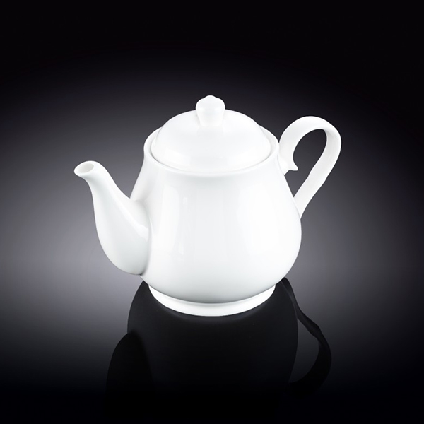 tea pot 19 fl oz  550 ml in colour box