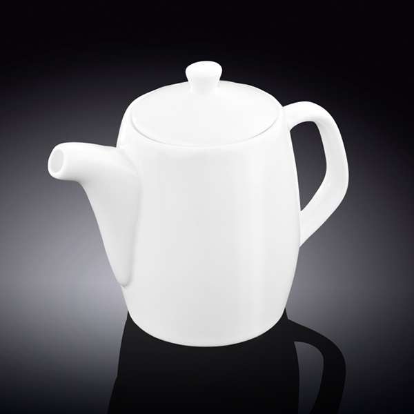 tea pot 34 fl oz  1000 ml in colour box