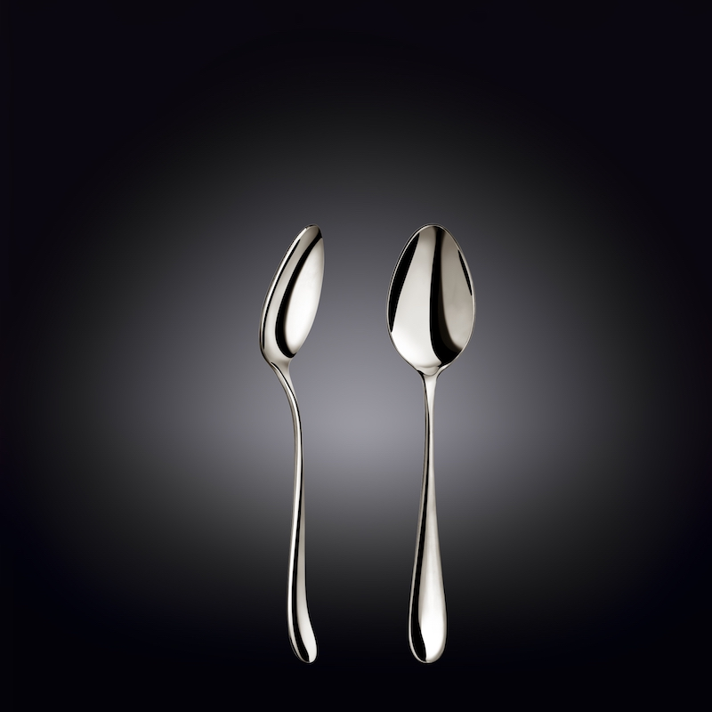 teaspoon (mug) 6.5inch  16 cm set of 6  in colour box