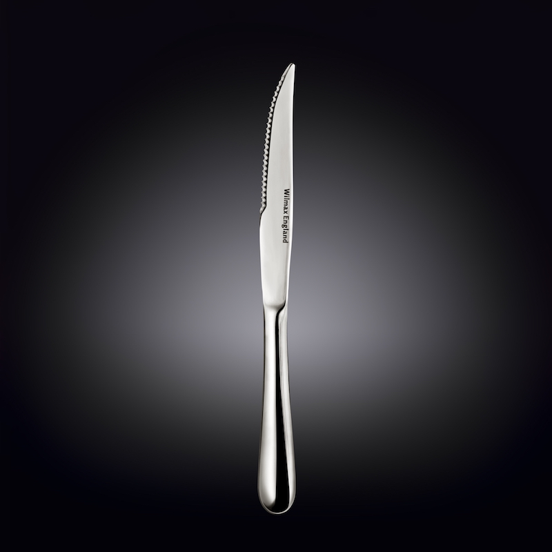 steak knife  9.25inch  23.5 cm white box packing