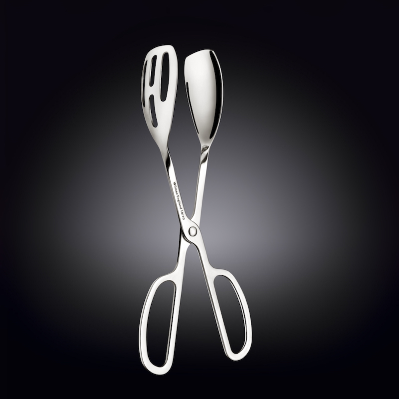 serving tongs 10.25inch  26 cm in colour box