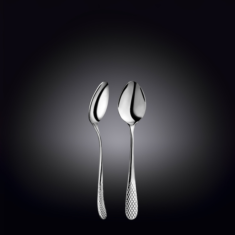 teaspoon (cup) 5.5inch  14 cm in white box