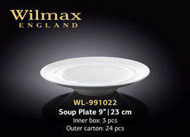 SOUP PLATE 9inch | 23 CM