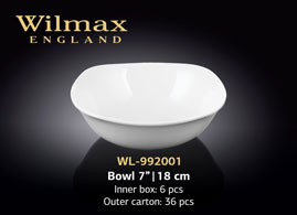 BOWL  7inch | 18 CM