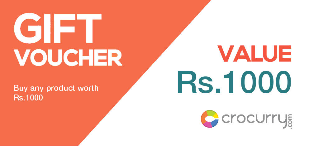 Gift Voucher of Rs.1000