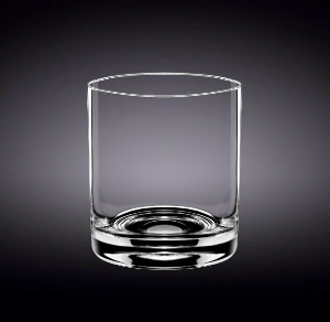 WHISKY GLASS 10 OZ - 300 ML SET OF 6 IN PLAIN BOX