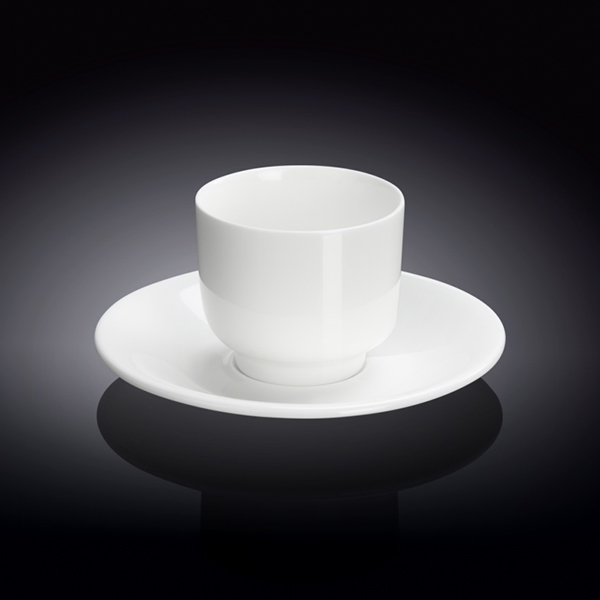 5 fl oz  150 ml tea cup and saucer