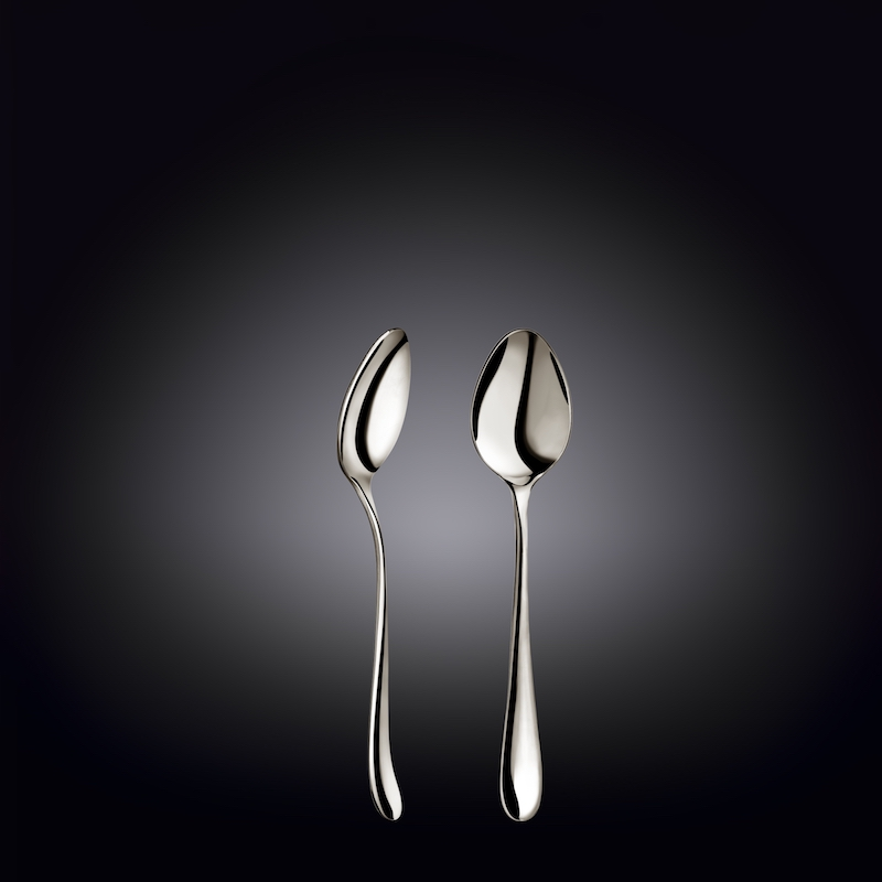 teaspoon (cup) 5.5inch  14 cm set of 6  in colour box