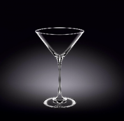 MARTINI GLASS 10 OZ - 290 ML SET OF 2 IN COLOUR BOX