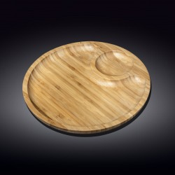 2 section platter 8inch  20.5 cm