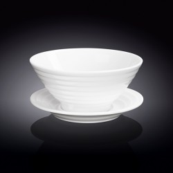 18 fl oz  545 ml bowl and saucer 6inch  15 cm