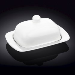 butter dish 7.5inch x 5inch x 3.5inch  19 x 12.5 x 8.5 cm in co